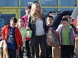 'They cheered like crazy!' Kate Gosselin reveals her kids are ecstatic to star in new TV special ... but ex Jon thinks it's a 'bad idea'