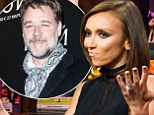 'He was so mean to me!' E! News host Giuliana Rancic reveals Russell Crowe was her most awkward interview ever