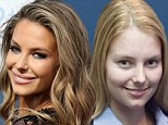 The changing face of Jennifer Hawkins: How the former Miss Universe transformed from gangly legal secretary to perfectly polished star over the years