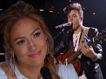 'You're just missing the glasses,' J.Lo discovers the next Buddy Holly on American Idol