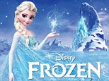 Frozen sells 3.2 million Blu-ray and DVDs on first day of release... after grossing more than one billion dollars worldwide