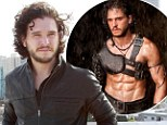 He's got the brawn and the brains! Game of Thrones and Pompeii star Kit Harington reveals softer side