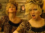 Jennifer Lawrence prances around lip syncing in just released deleted scene from American Hustle