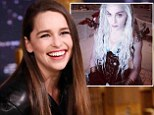 'I thought I was dreaming!' Emilia Clarke on Madonna asking to borrow her Game Of Thrones costume