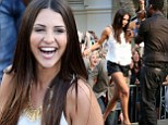 Doin' Just Fine after Juan Pablo! Andi Dorfman and her many suitors invade Boyz II Men performance filming The Bachelorette