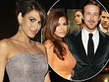 'He's the best!' Eva Mendes gushes about boyfriend Ryan Gosling... following recent breakup rumours