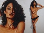 She just can't keep her clothes on! Nicole Trunfio goes topless AGAIN she treats fans to behind-the-scenes look at her latest photo shoot