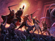 Paradox is publishing Obsidian's new game, Pillars of Eternity photo