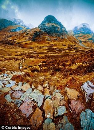Glen Coe, Highlands