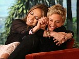 Jennifer Lopez teases 'germaphobe' Ellen DeGeneres by getting too close
