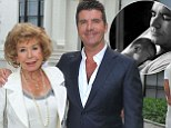 Meet Grandma! Simon Cowell pays an emotional visit to mother Julie to introduce her to his five-week-old son Eric