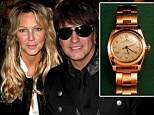 'When you order a Rolex, you expect a real Rolex': Heather Locklear the latest star to be caught up in counterfeit watch scandal