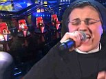 2585867 Nun-believable! Soul sister stuns judges on Italy's The Voice with amazing version of Alicia Keys' No One