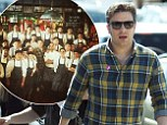 The boss is in town! Jamie Oliver visits his Perth restaurant and stays for lunch with his 50 staff