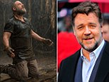 Russsell Crowe plays the title character in the highly anticipated 'Noah' which opens on Friday in the U.S.