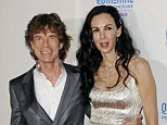 Final farewell: L'Wren Scott's funeral will be held in Los Angeles, California, at the request of Mike Jagger, pictured in 2010, and her brother