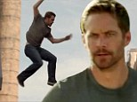 Paul Walker is on a quest for revenge as he jumps from a rooftop in thrilling new trailer for his final completed film Brick Mansions