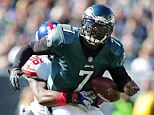 QB: Vick plans to fight for the starter job in New York with the team's current quarterback Geno Smith