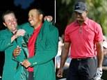 Tiger Woods is a doubt for the Masters due to a back injury