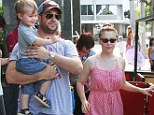 'Big, huge, happy news!' Alyssa Milano, 41, announces she is expecting second child with husband David Bugliari