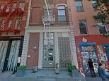 A 12-year-old girl was seriously injured on Friday when she fell about 35 feet down an elevator shaft at 41 Crosby Street (pictured here)