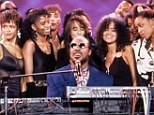 Signed, sealed, delivered: Stevie Wonder was eager to come on the show because of Cornelius. Stevie was one of many black superstar entertainers that performed on Soul Train.