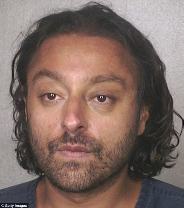 Police say Chatwal was packing heroin, cocaine, ketamine, pot and an assortment of powerful pills when 'behavior detection officers' flagged him for a search at the Fort Lauderdale-Hollywood International Airport in April 2013