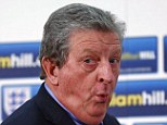 Ducked: Bentaleb's decision has saved the FA and Roy Hodgson a potential row over selection criteira