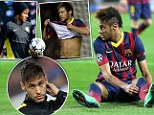 Neymar needs to bring out true character for El Clasico clash