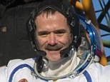 Commander Hadfield's time at the International Space Station gave him a unique perspective on ocean monitoring: 'If someone looks away or catches a wave the wrong way... trying to repeat a grid pattern to make sure they've truly exhausted everywhere they've looked - it's a really complex thing to do'
