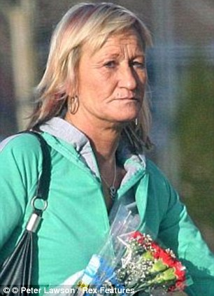 John Terry's mother Sue was cautioned after being caught shoplifting £800 of shopping from Tesco and Marks & Spencer in 2009