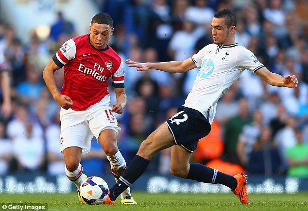 Hot Spur! Bentaleb has chose to play for Algeria instead of France and possibly England