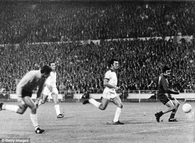 Could have been: Manchester United won the European Cup in 1968, months after the offer was made