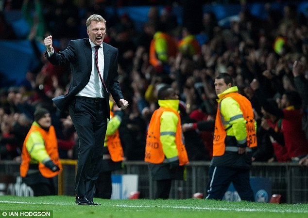 Faith: Hurst says Moyes is still the right man for the Manchester United job