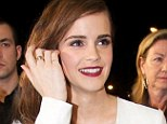 Protected: Actress Emma Watson, 23, has a £90,000-a-year bodyguard