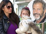 Mel Gibson 'considering legal fight to gain more custody of daughter Lucia after incident with ex Oksana Grigorieva's son Alexander'