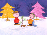 """FILE - In this file image originally provided by United Feature Syndicate Inc. VIA ABC TV, Charlie Brown and Linus appear in a scene from """"A Charlie Brown Ch..."""