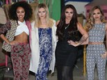 Who's the fairest of them all? Little Mix looked stunning in their outfits as they arrived at the ITV studios on Friday morning for an interview on This Morning
