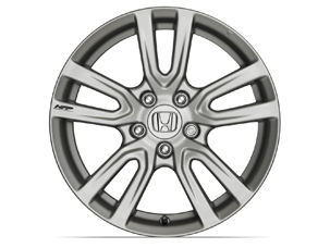 2014 Honda Civic Accessories - 17-in HFP Alloy Wheel