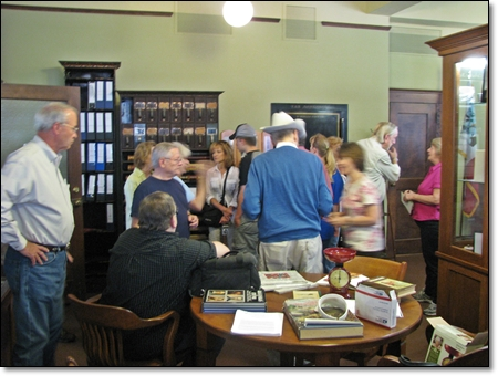 Historians Gather at Philip Nolan Research Center