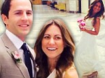 Take that Juan Pablo! Bachelor castoff Renee Oteri marries her 'best friend of 22 years' Bracy Maynard