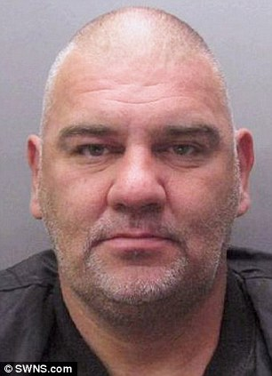 Undated handout photo issued by Cambridgeshire Police of Gary 'Stretch' Richards, 47