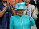 Target: Inspire magazine, published in the Arabian Peninsula, lists events attended by the Queen to target