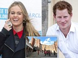 The couple are hosting a meal at St James's Palace, inset