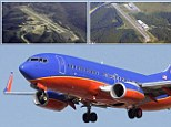 A Southwest jet landed at a small airport in Missouri six miles away from its intended destination