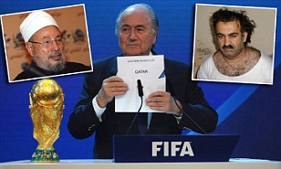 The proof FIFA gave the 2022 World Cup to sponsors of terror
