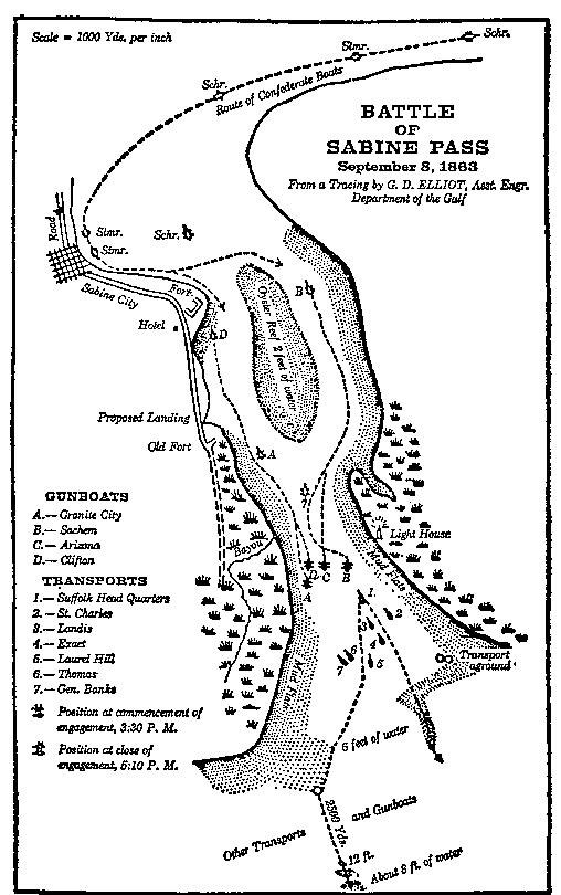 Battle of Sabine Pass