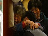 The moment relatives found out their loved ones aboard flight MH370 crashed into the southern Indian Ocean