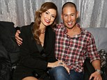 'We're an elated family-to-be!' Stacy Keibler confirms she is pregnant with her first child