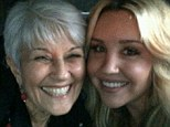 She's turned over a new leaf! Amanda Bynes looks AMAZING and healthy as she is supported by her parents at FIDM event
